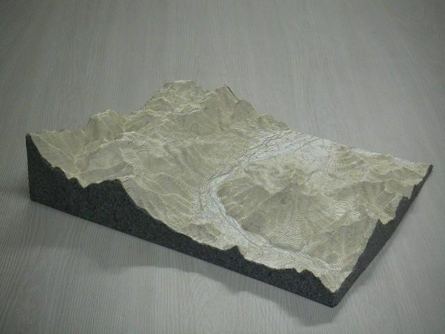 立体 模型 展開 図